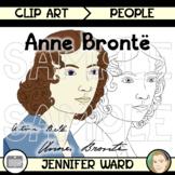 Anne Brontë Clip Art