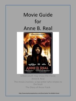 Anne Frank - Anne B Real Movie Guide