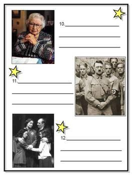 Anne Frank Assessment