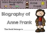 Anne Frank - Biography