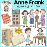 Anne Frank Clip Art