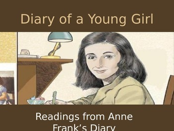Anne Frank (Diary of a Young Girl Analysis)