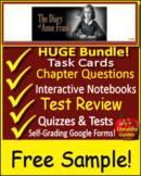 Anne Frank Free Quiz