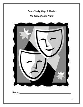 Anne Frank Genre Study- Text Comparison