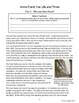 Anne Frank Biography Informational Texts Activities Grade 4, 5, 6