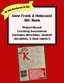 Anne Frank & Holocaust ABC Book: Project-Based Learning Assessment
