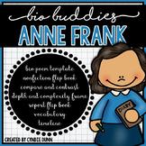 Anne Frank Interactive Bio Buddies