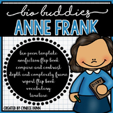 Anne Frank Interactive Bio Buddies