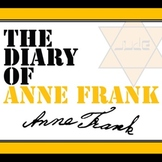 Anne Frank Intro to WWII Notes Slideshow