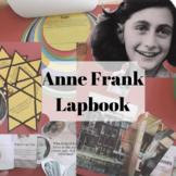 Anne Frank Lapbook