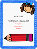Anne Frank Reading Guide