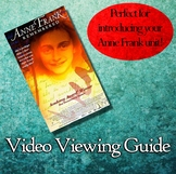 Anne Frank Remembered Documentary Video Viewing Guide
