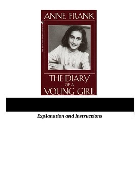 Anne Frank: The Diary of a Young Girl - Figurative Languag