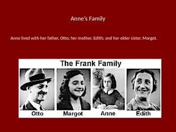 Anne Frank: The Extraordinary Life of a Young Girl