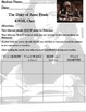 Anne Frank: The Whole Story Anticipation Guide and KWHL Chart
