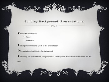 Anne Frank Unit PowerPoint