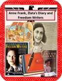 Anne Frank and the Freedom Writers