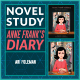 Anne Frank's Diary by Ari Foleman Graphic Novel Study