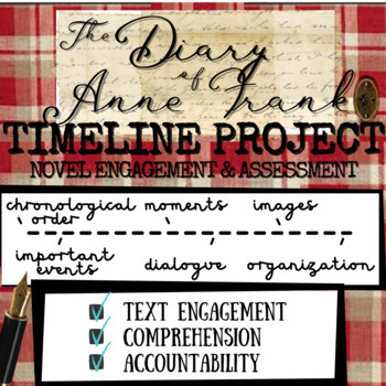 The Diary of Anne Frank Unit Activity Project: Timeline (Student Engagement)