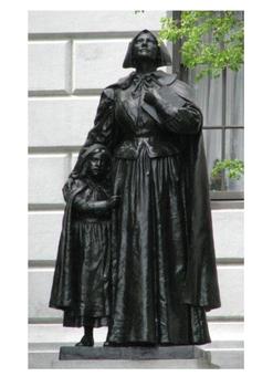 Anne Hutchinson Word Search