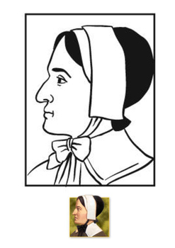 Anne Hutchinson Word Search