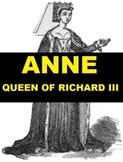 Anne - Queen of Richard III