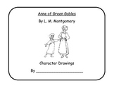 Anne of Green Gables Character Book