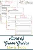 Anne of Green Gables Movie Study