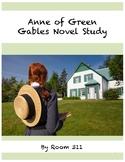 Anne of Green Gables Novel Study