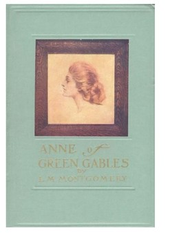 Anne of Green Gables Word Search