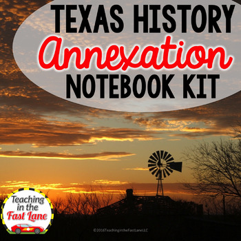 Annexation Notebook Kit
