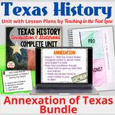 Annexation of Texas Bundle