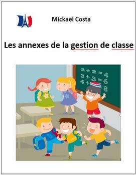 Annexes de la gestion de classe (#65)