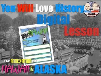 Annexing Hawaii and Alaska Digital Activity