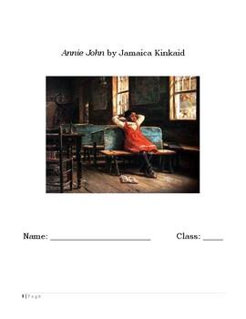 Annie John Packet