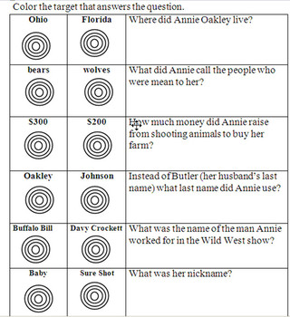 Annie Oakley Fact or Fiction