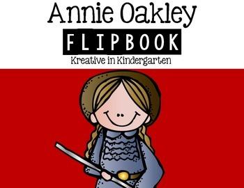 Annie Oakley Flipbook