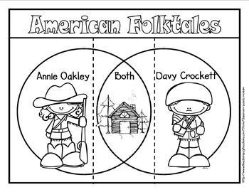 Annie Oakley Folktale  Bundle