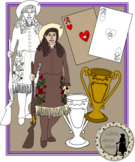 Annie Oakley Clipart