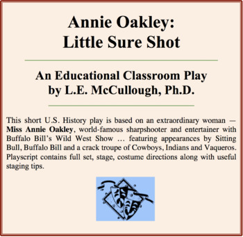 Annie Oakley:  Little Sure-Shot