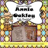 Annie Oakley Tab Booklet