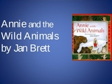 Annie and the Wild Animals, Text Talk, Collaborative Conversations