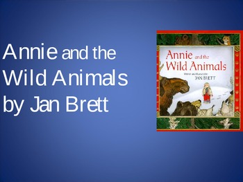 Annie and the Wild Animals | Collaborative Conversation | Vocabulary | Text Talk