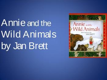 Annie and the Wild Animals, Text Talk, Collaborative Conve