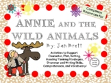 Annie and the Wild Animals by Jan Brett:  A Complete Literature Study!
