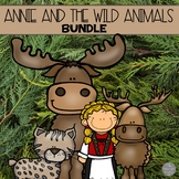 Annie and the Wild Animals by Jan Brett BUNDLE