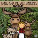 Annie and the Wild Animals by Jan Brett BUNDLE