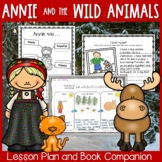 Annie and the Wild Animals by Jan Brett Problem and Solution Lesson Plan