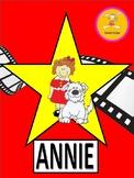 Annie the Movie Activities Bundle