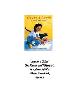 Annie's Gifts Mini lesson